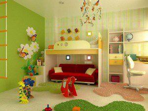 Стоимость натяжных потолков в детской в Краснодаре