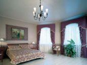 Стоимость натяжных потолков в квартире студии в Краснодаре